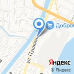 Спарта на карте Астрахани
