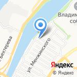 Астрал-Астрахань на карте Астрахани