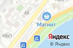 Схема проезда до компании Бакос в Астрахани