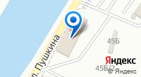 Компания Двери-Строй на карте