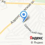 Евросервис на карте Астрахани