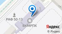 Компания Каспиан на карте