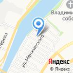 Сеть центров бухгалтерских услуг на карте Астрахани