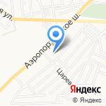 Автохолдинг на карте Астрахани
