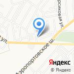 КаспийОпт на карте Астрахани