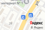 Схема проезда до компании Лотос-Авто в Астрахани