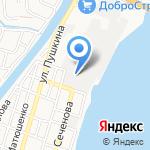 Кондитерский цех на карте Астрахани