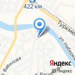 Страховое агентство на карте Астрахани