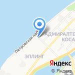 Прокатная компания на карте Астрахани