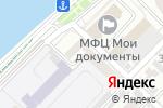 Схема проезда до компании Танго в Астрахани