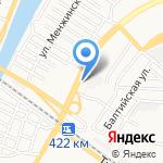 АПОЛЛОНИЯ+ на карте Астрахани