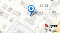Компания Сауна на карте
