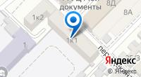 Компания Витязь на карте