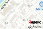 Схема проезда до компании 7 печатей в Астрахани