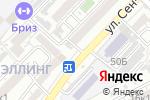 Схема проезда до компании Сапожок в Астрахани
