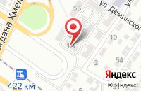 Схема проезда до компании Ильинский пункт полиции в Ильинском