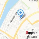 АВТО-30.РФ на карте Астрахани