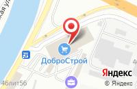 Схема проезда до компании Максимум в Астрахани