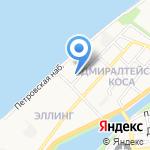 Ростехинвентаризация-Федеральное БТИ на карте Астрахани