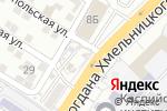 Схема проезда до компании Магазин по продаже красок в Астрахани