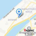 Центр развития ребенка на карте Астрахани