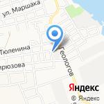 Лавка Мастера на карте Астрахани