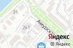 Схема проезда до компании Стоматология 21 век в Астрахани