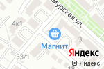 Схема проезда до компании Royal Style в Астрахани