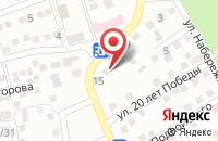 Схема проезда до компании Bau24.ru в Астрахани