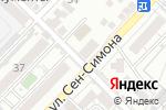 Схема проезда до компании Нужные вещи в Астрахани