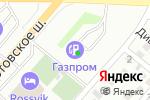 Схема проезда до компании Газэнергосеть Поволжье в Астрахани