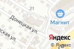 Схема проезда до компании Техномарин в Астрахани