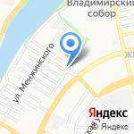 Жилищно-строительный потребительский кооператив №39 на карте Астрахани