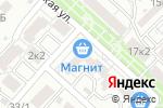 Схема проезда до компании Прованс в Астрахани