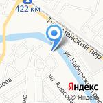 Управление вододелителя и нерестилищ на карте Астрахани