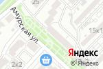 Схема проезда до компании Мэри Клайн в Астрахани
