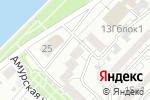 Схема проезда до компании Банк Пива в Астрахани