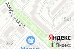 Схема проезда до компании Kiss в Астрахани