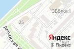 Схема проезда до компании АнтипоСС в Астрахани