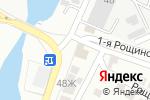 Схема проезда до компании Meitan в Астрахани