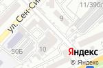 Схема проезда до компании БиоФарм в Астрахани
