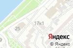 Схема проезда до компании Альянс в Астрахани