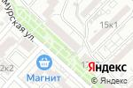 Схема проезда до компании Здоровье семьи в Астрахани