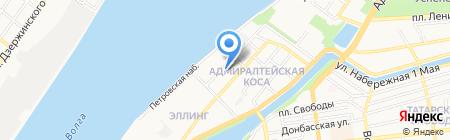 Рунетсервис. М@ркетинг на карте Астрахани