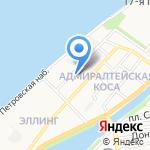 Рунетсервис.М@ркетинг на карте Астрахани