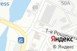 Схема проезда до компании ЭКБ в Астрахани