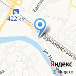 Астраханьспецавтоматика на карте Астрахани