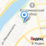 СК Инвест-Строй на карте Астрахани
