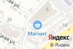 Схема проезда до компании Олимпия в Астрахани