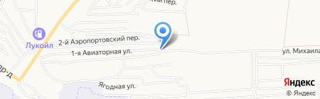 Gasmobile на карте Астрахани